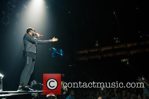 Tine Tempah performs live in concert