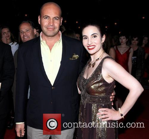 Billy Zane and Vida Ghaffari 3