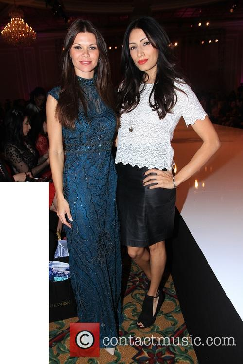 Danielle Vasinova and Tehmina Sunny 3