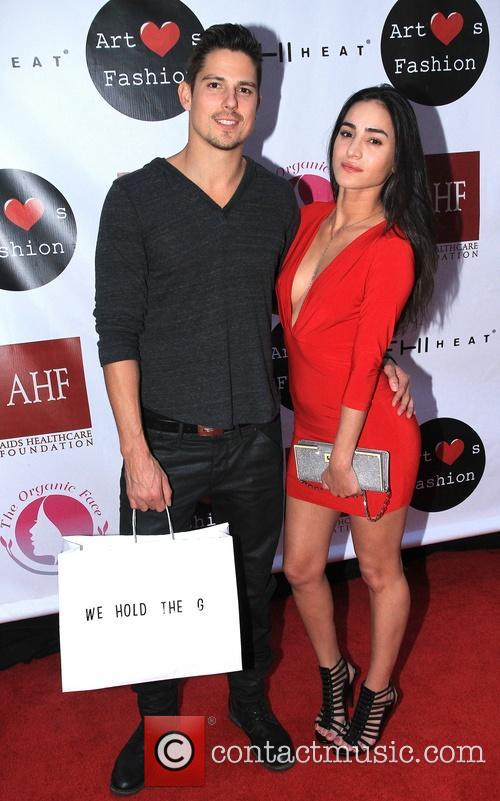 Sean Faris and Cherie Alexandra 3