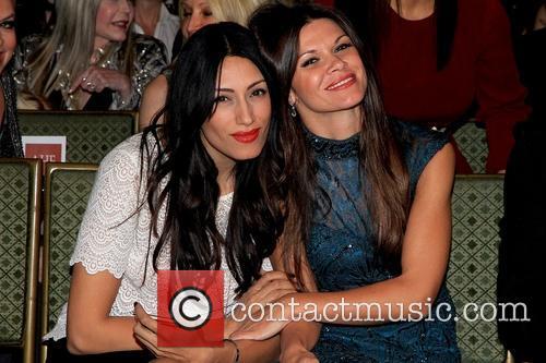 Tehmina Sunny and Danielle Vasinova 1