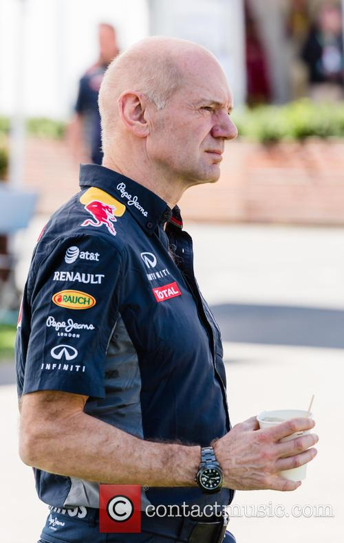 Formula One and Adrien Newey 2