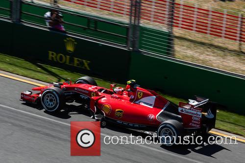 Kimi Räikkönen and (raikkonen) 7