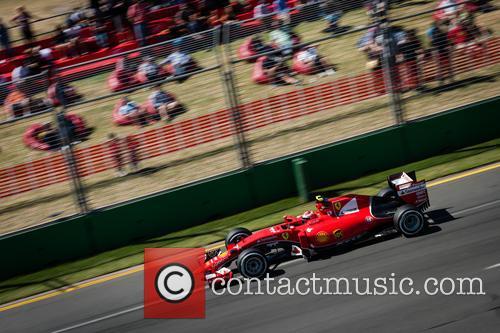 Kimi Räikkönen and (raikkonen) 8