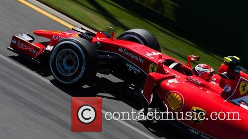 Kimi Räikkönen and (raikkonen) 9