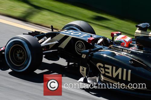 Formula One and Romain Grosjean 7