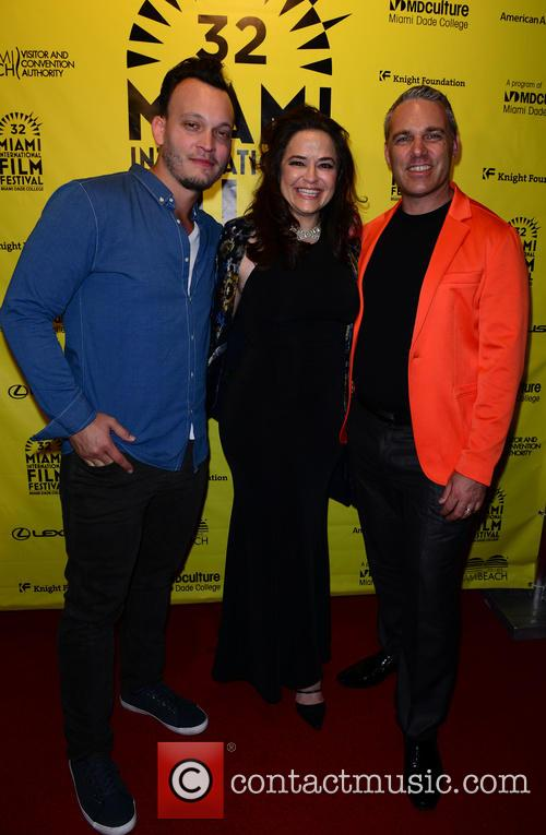 Director & Producer Ben Patterson, Producer Karyn Rachtman and Jaie Laplante 6