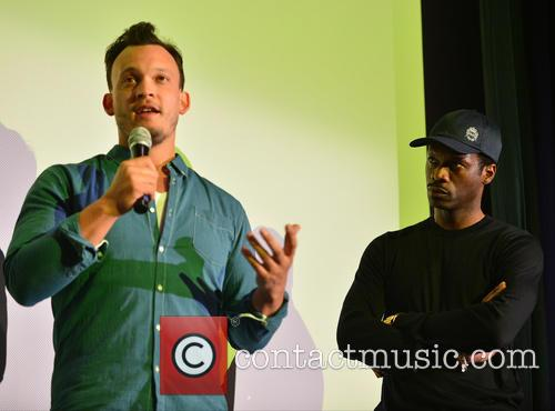Pras Michel and Director & Producer Ben Patterson 3