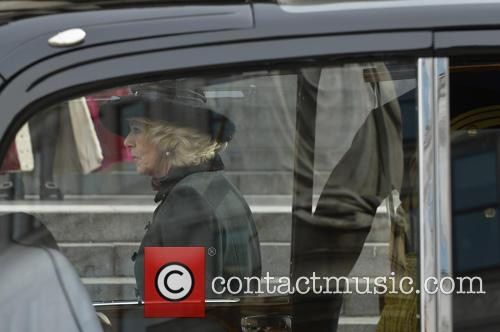 Camilla Parker-bowles Duchess Of Cornwell 1