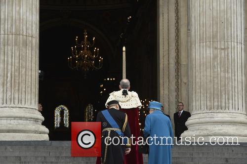 Hrh Queen Elizabeth Ii and Duke Of Edinburgh Prince Philip 3