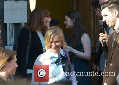 Amy Huberman meets Amy Poehler
