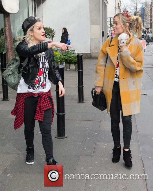 Laura Whitmore and Ashley Roberts 2