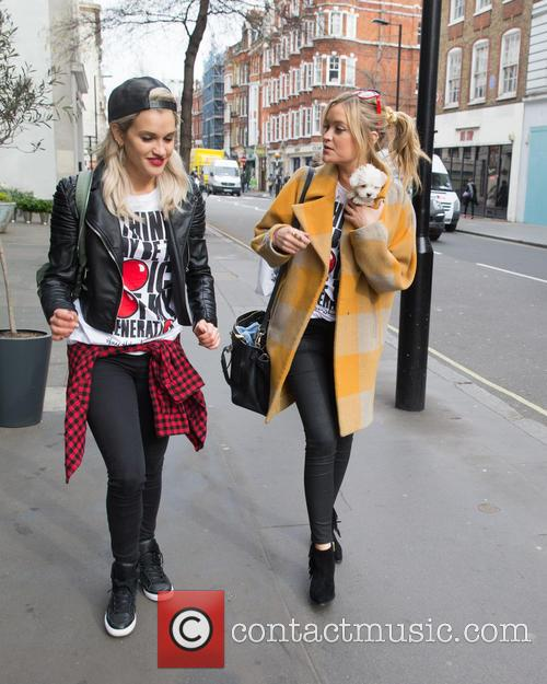 Laura Whitmore and Ashley Roberts 7