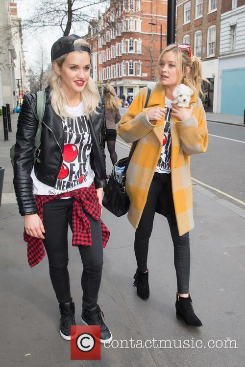 Laura Whitmore and Ashley Roberts 8