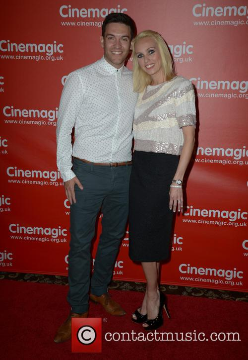Kevin Sacre and Camilla Dallerup 3