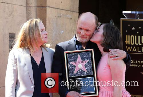 Amy Madigan, Ed Harris and Lily Dolores Harris 3