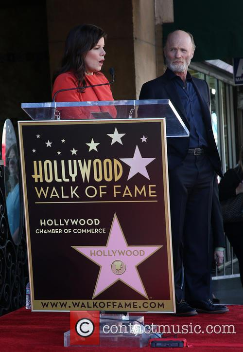 Marcia Gay Harden and Ed Harris 2