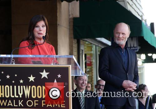 Marcia Gay Harden and Ed Harris 7