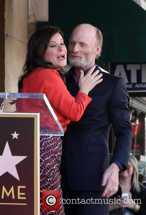 Marcia Gay Harden and Ed Harris 10