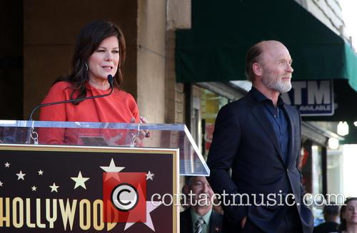Marcia Gay Harden and Ed Harris 1