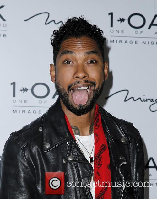 Miguel at 1 Oak Nightclub Inside The Mirage