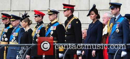 Prince Harry, Prince William Duke Of Cambridge and Catherine Duchess Of Cambridge 5