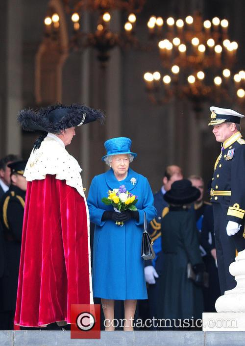 Queen Elizabeth and Prince Philip 4