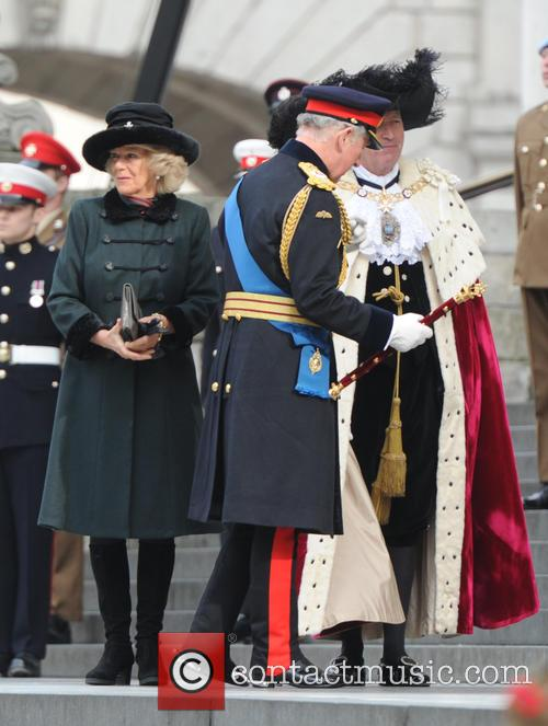 The Prince Of Wales and Camilla 3