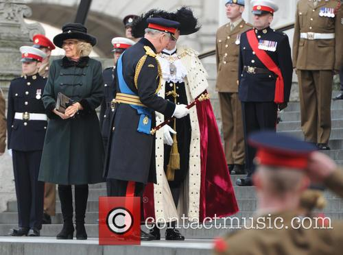 The Prince Of Wales and Camilla 1