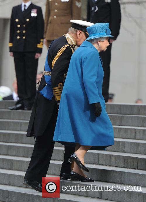 The Queen and The Duke Of Edinburgh 5