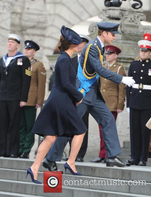 Duchess Of Cambridge and Duke Of Cambridge 1