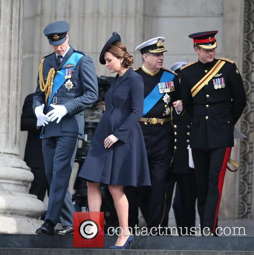 Prince William, Duke Of Cambridge, Catherine, Duchess Of Cambridge, Prince Harry, Prince Andrew and Duke Of York 10