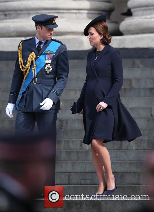 Prince William, Duke Of Cambridge, Catherine and Duchess Of Cambridge 1