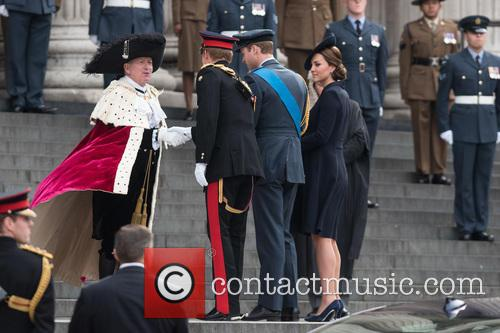 William, Duke Of Cambridge, Prince Harry and Duchess Of Cambridge 3