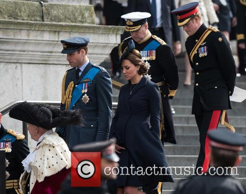 William, Duke Of Cambridge, Prince Harry and Duchess Of Cambridge 5