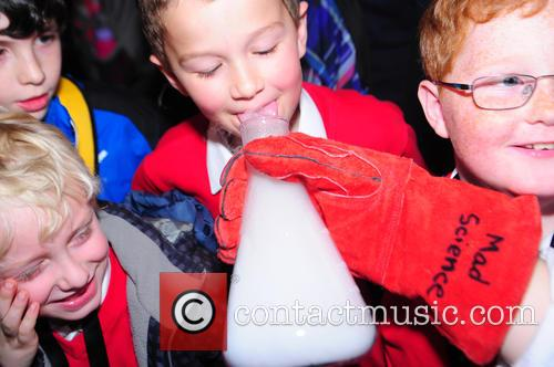 The Big Bang Show UK Young Scientists and...