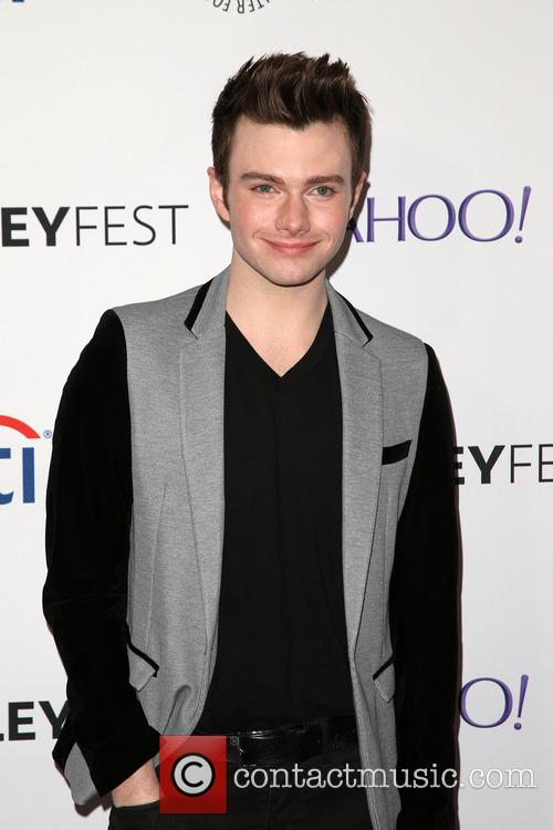 Chris Colfer 8