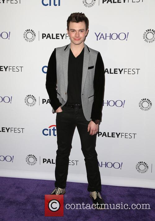 Chris Colfer 9