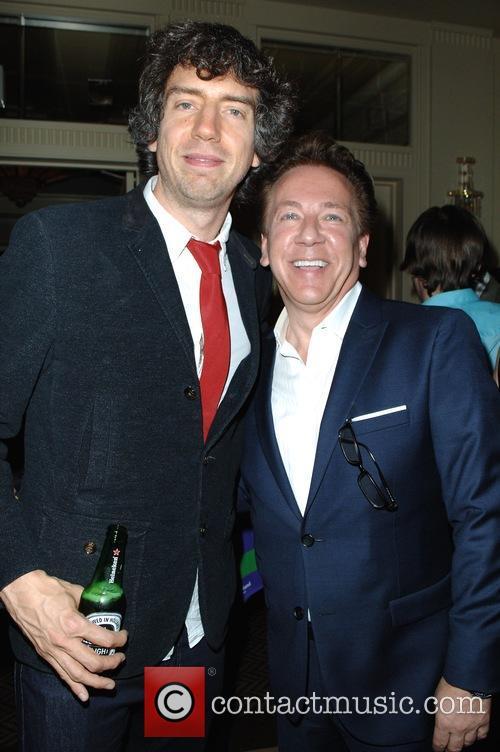 Ross King and Gary Lightbody 2