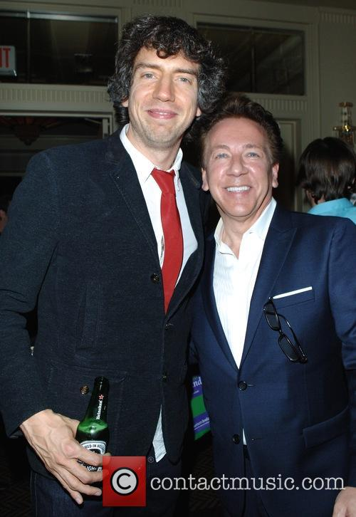 Ross King and Gary Lightbody