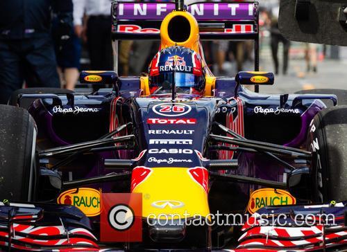 Formula One, Daniil Kwjat and (kvyat) 3