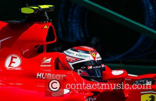 Kimi Räikkönen and (raikkonen) 4