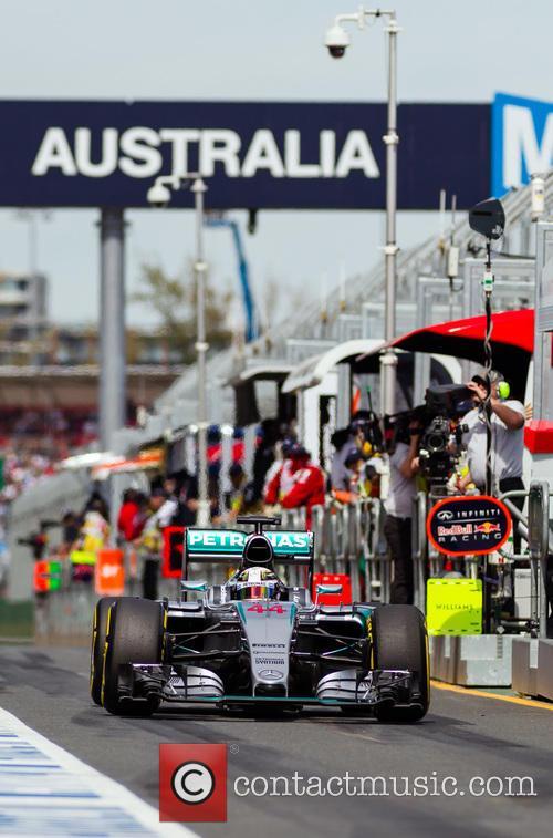 Lewis Hamilton 8