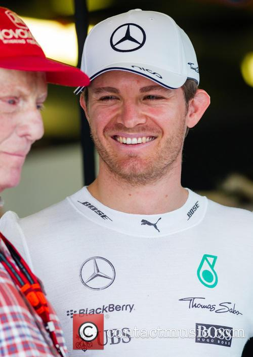 Nico Rosberg and Niki Lauda 4