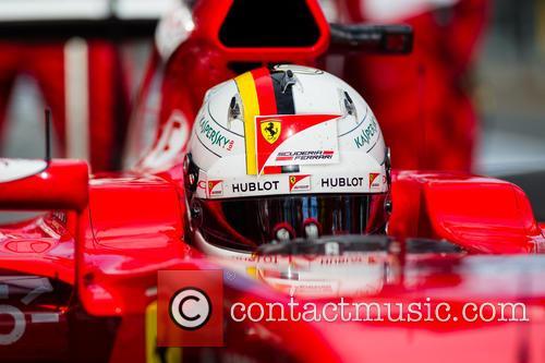 Formula One and Sebastian Vettel 1