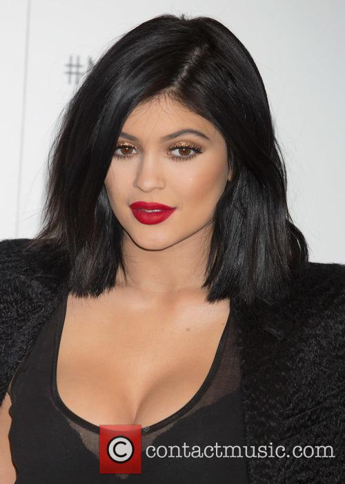 Kylie Jenner at Nip+Fab photocall