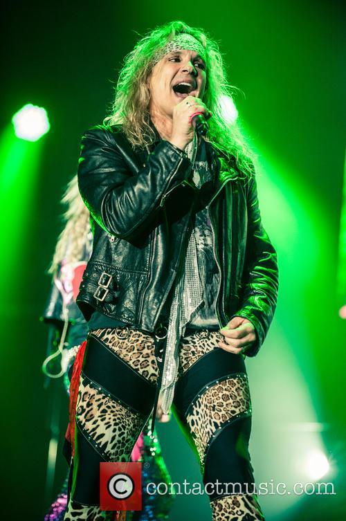 Steel Panther, Ralph Saenz and Michael Starr 2
