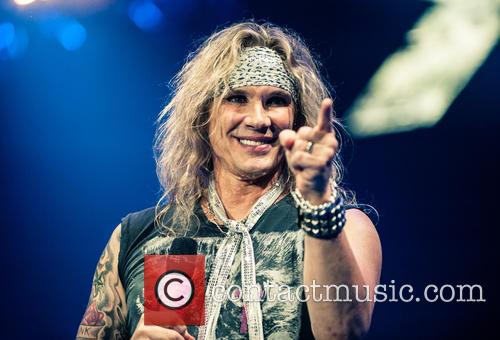 Steel Panther, Ralph Saenz and Michael Starr 3
