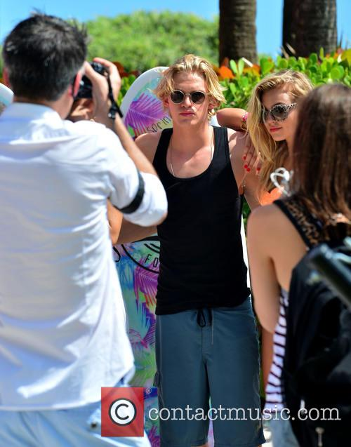 Cody Simpson and Rachel Hilbert 3