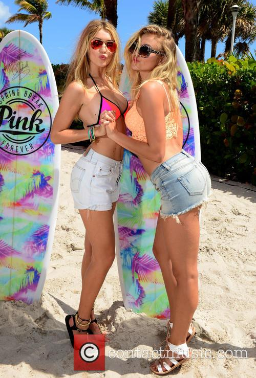 Gigi Hadid and Rachel Hilbert 5
